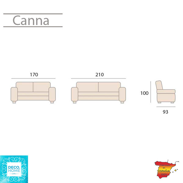 sofa-canna-medidas-de-tiendadecohome-en-valencia