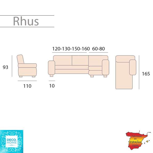 sofa-chaise-lougue-rhus-medidas-de-tiendadecohome-en-zaragoza