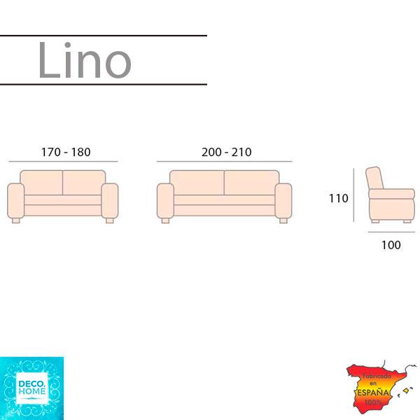 sofa-lino-medidas-de-tiendadecohome-en-alicante