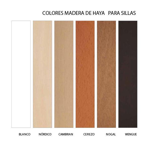 colores-de-las-patas-de-madera-de-haya