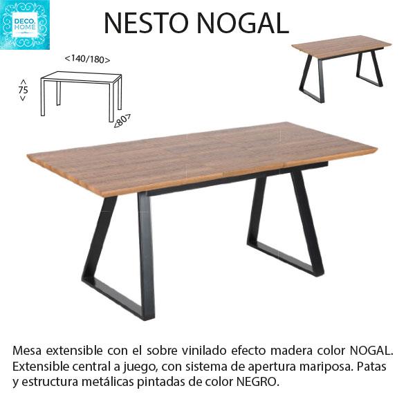 mesa-de-comedor-nueva-nesto-nogal-extensible-de-tiendadecohome