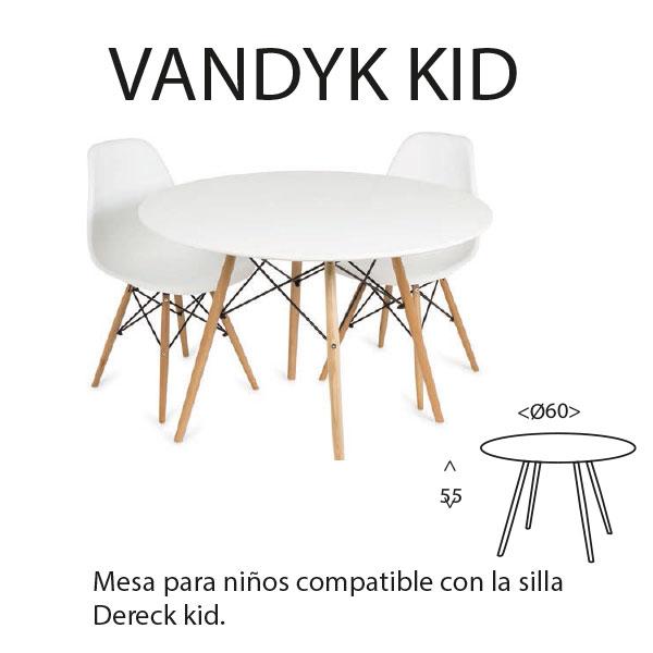mesa-nordica-para-niños-vandyk-kid-de-tiendadecohome