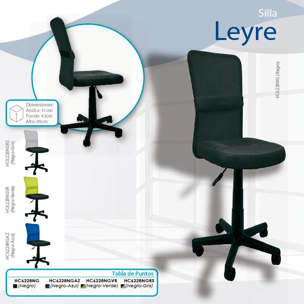 silla-de-oficina-leyre-en-guadalajara-tiendadecohome