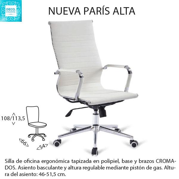 silla-de-oficina-paris-alta-blanca-de-tiendadecohome
