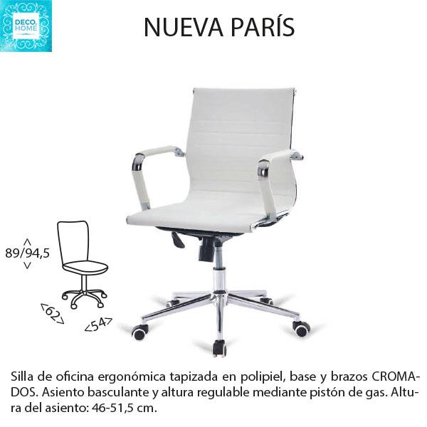 silla-de-oficina-paris-blanca-de-tiendadecohome
