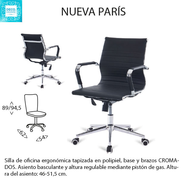 silla-de-oficina-paris-negra-de-tiendadecohome