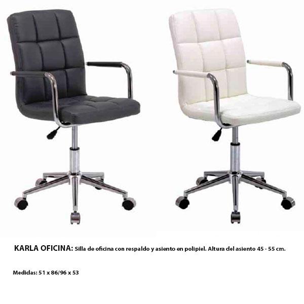 silla-karla-oficina-en-granada-de-tiendadecohome