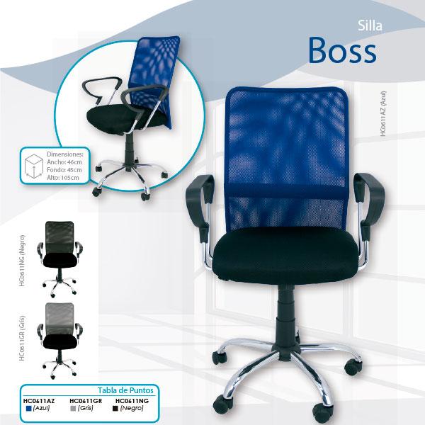sillon-de-oficina-boss-en-alicante-tiendadecohome