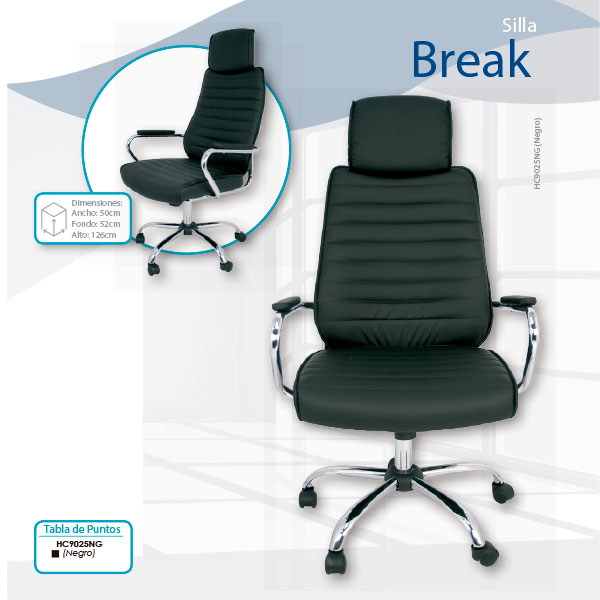 sillon-de-oficina-break-en-barcelona-tiendadecohome