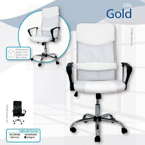 sillon-de-oficina-gold-en-castellon-tiendadecohome