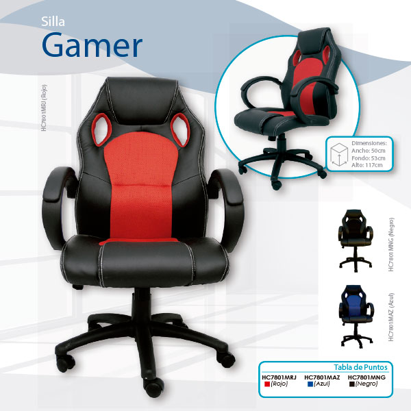 sillon-gaming-gamer-en-valencia-tiendadecohome