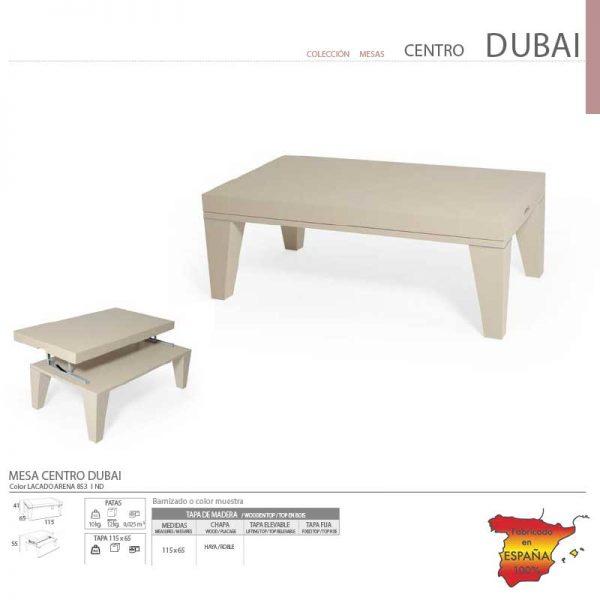 mesa-de-centro-fija-elevable-dubai-en-sevilla