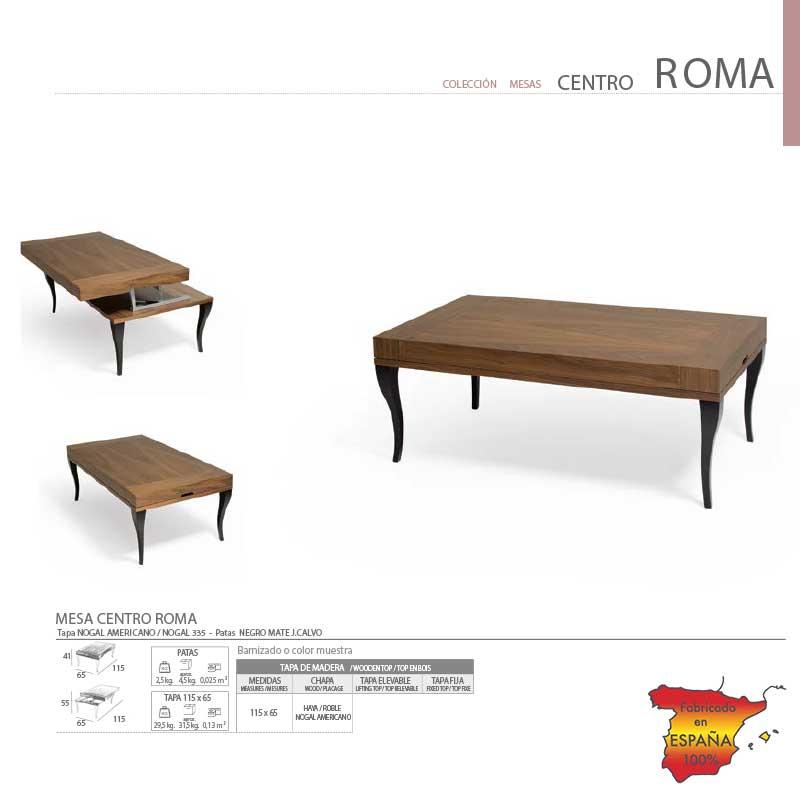 mesa-de-centro-fija-elevable-roma-en-barcelona