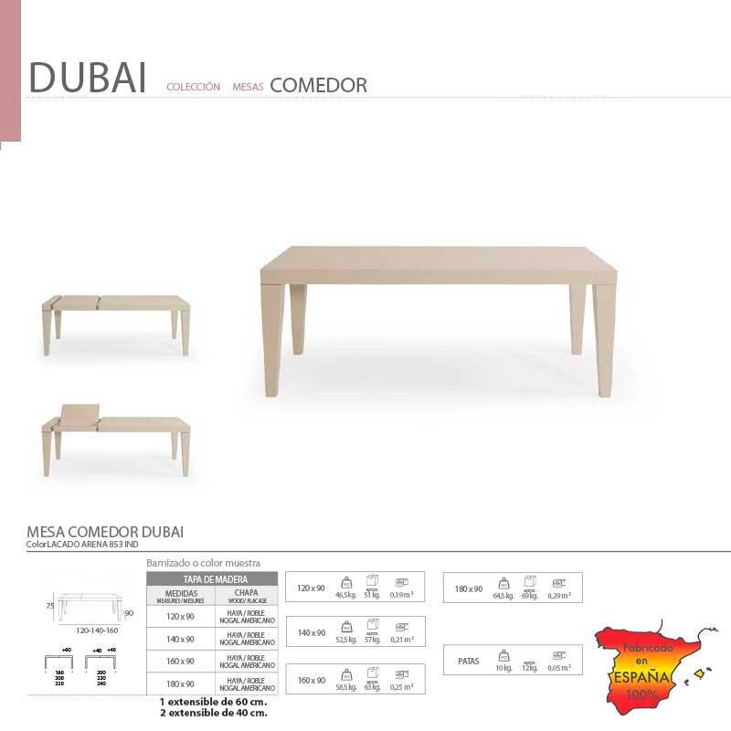 mesa-de-comedor-extensible-dubai-en-sevilla