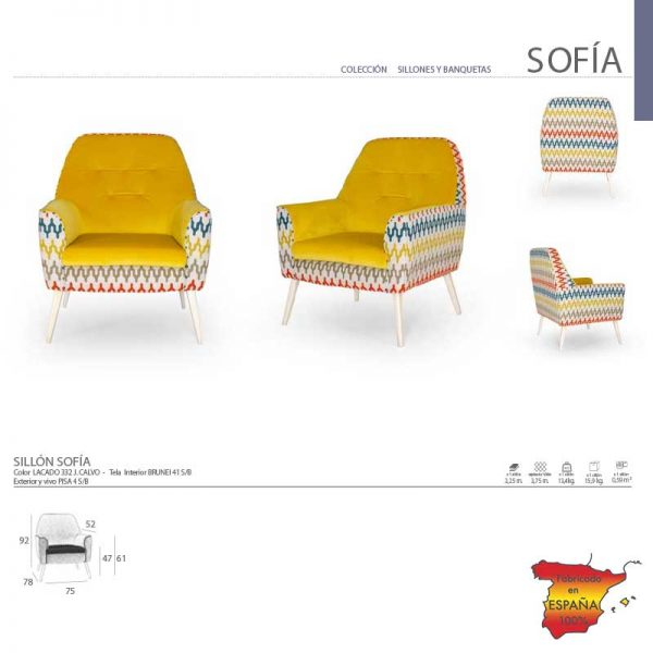 sillon-sofia-en-madrid