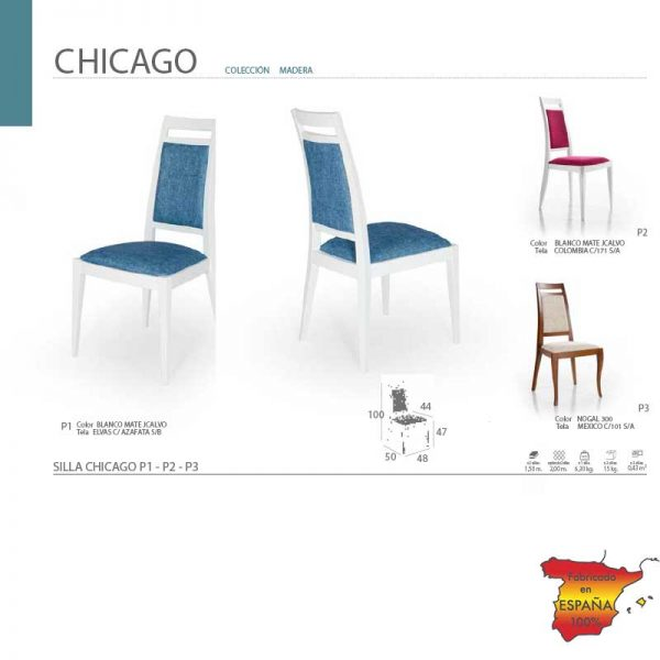 silla-chicago-en-alava