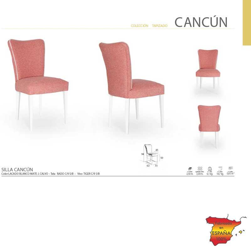 silla-tapizada-cancun-en-palencia-tiendadecohome