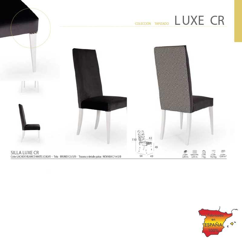 silla-tapizada-luxe cr-en-malaga
