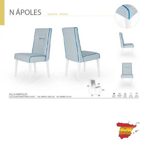 silla-tapizada-napoles-en-navarra