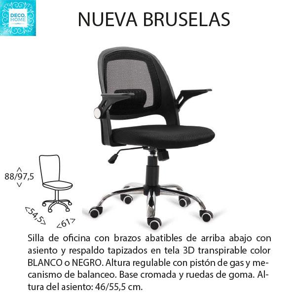silla-oficina-bruselas-negra-de-tiendadecohome