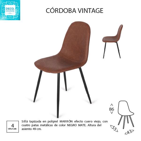 silla-tapizada-cordoba-vintage-en-polipiel-de-tiendadecohome