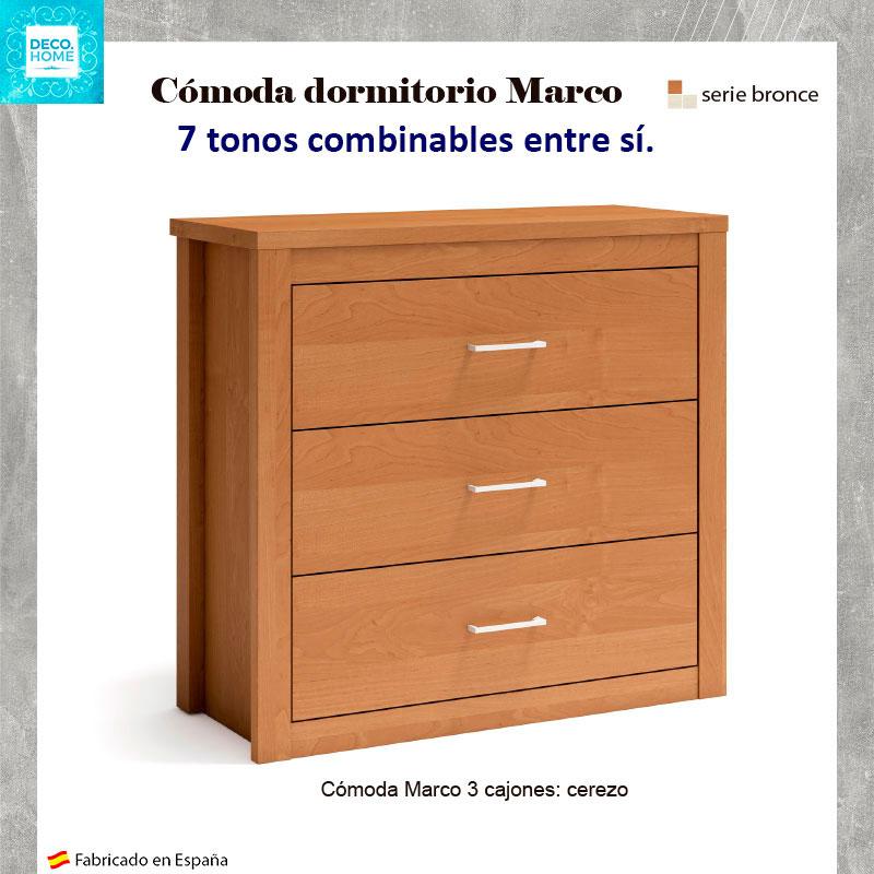 comoda-dormitorio-marco-serie-bronce-de-tiendadecohome