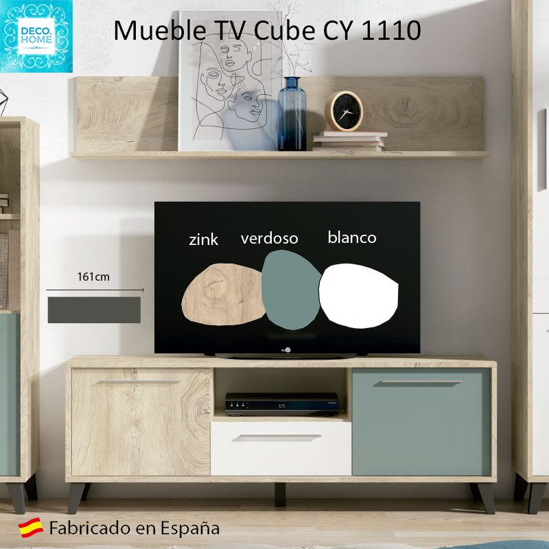 mueble-tv-cube-cy1110-serie-top