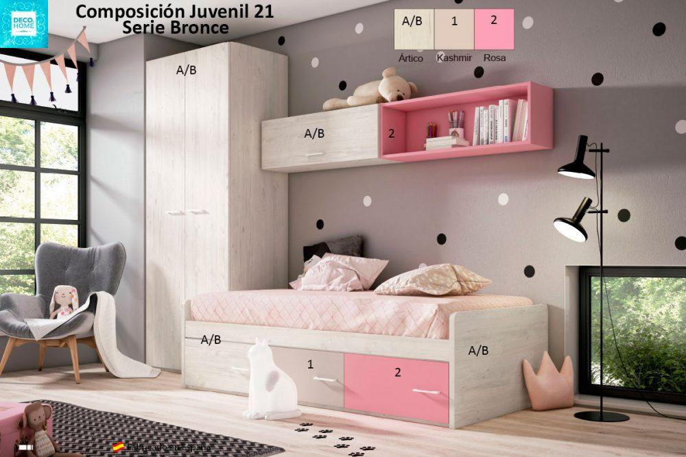 composicion-conjunto-dormitorio-juvenil-21-serie-bronce-de-tiendadecohome