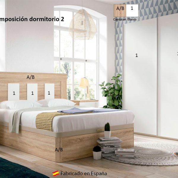conjunto-composicion-habitacion-matrimonio-2-serie-bronce-de-tiendadecohome