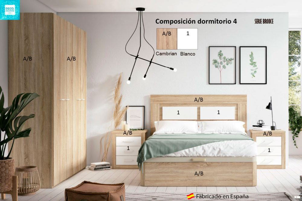 conjunto-composicion-habitacion-matrimonio-4-serie-bronce-de-tiendadecohome