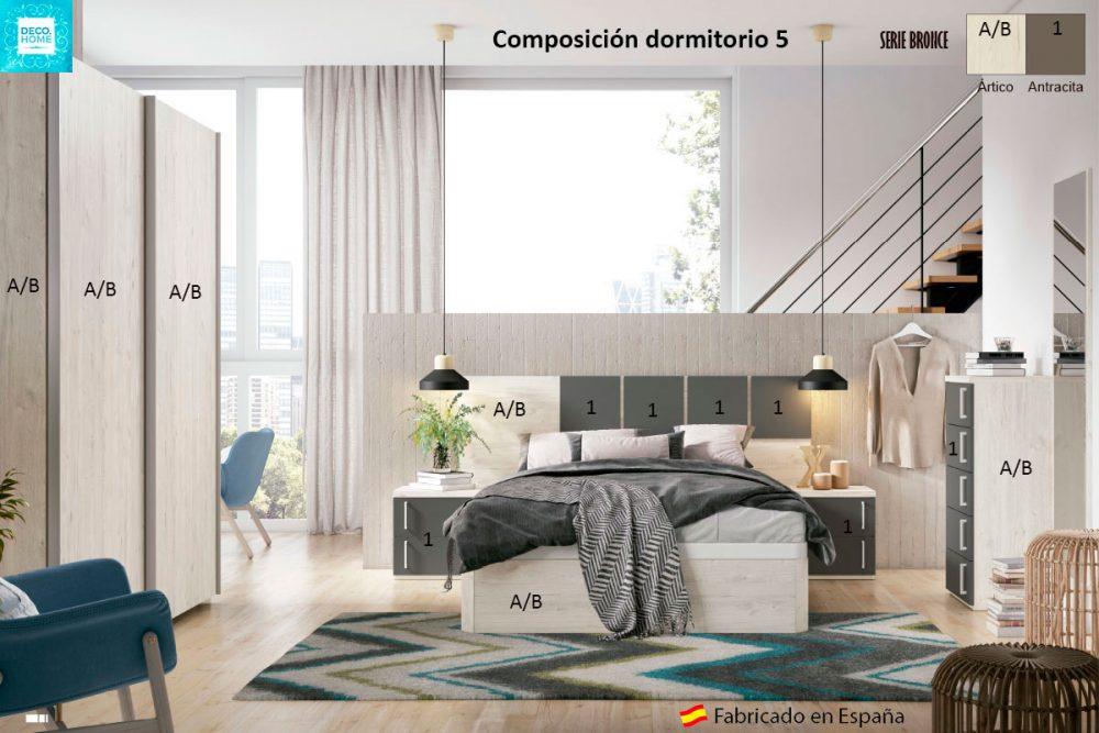 conjunto-composicion-habitacion-matrimonio-5-serie-bronce-de-tiendadecohome
