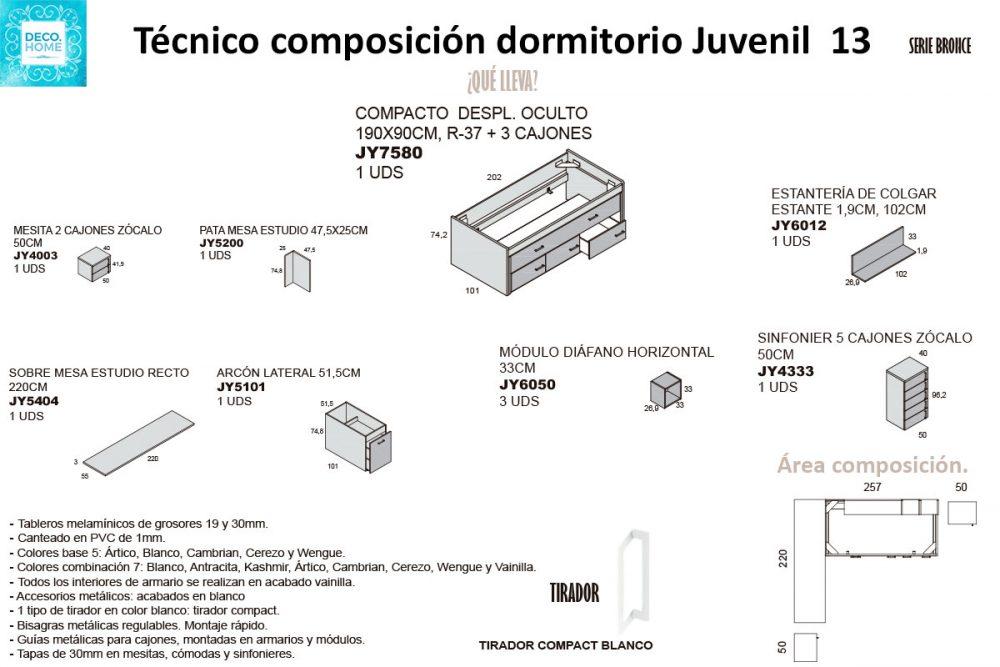 tecnico-composicion-conjunto-habitacion-juvenil-13-serie-bronce-de-tiendadecohome