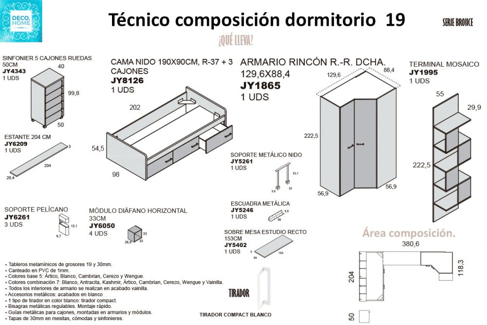 tecnico-composicion-conjunto-habitacion-juvenil-19-serie-bronce-de-tiendadecohome