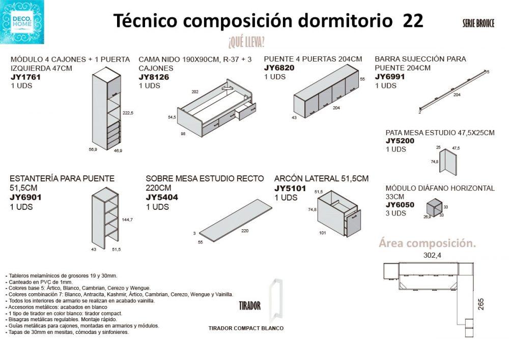 tecnico-composicion-habitacion-juvenil-22-serie-bronce-de-tiendadecohome
