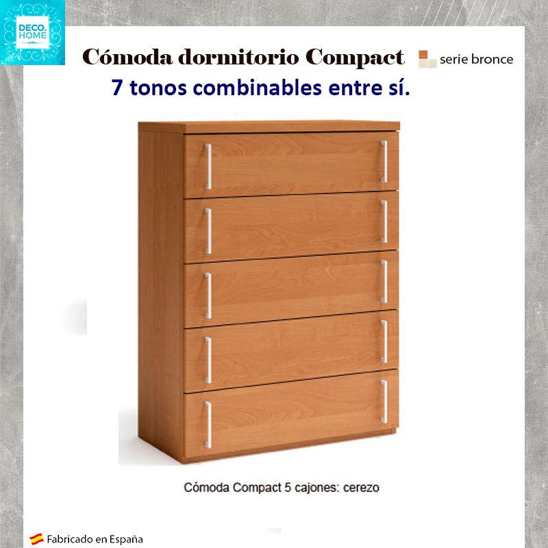 comoda-compact-de-5-cajones-serie-bronce-de-tiendadecohome
