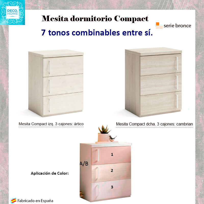 mesita-compact-3-cajones-serie-bronce-de-tiendadecohome